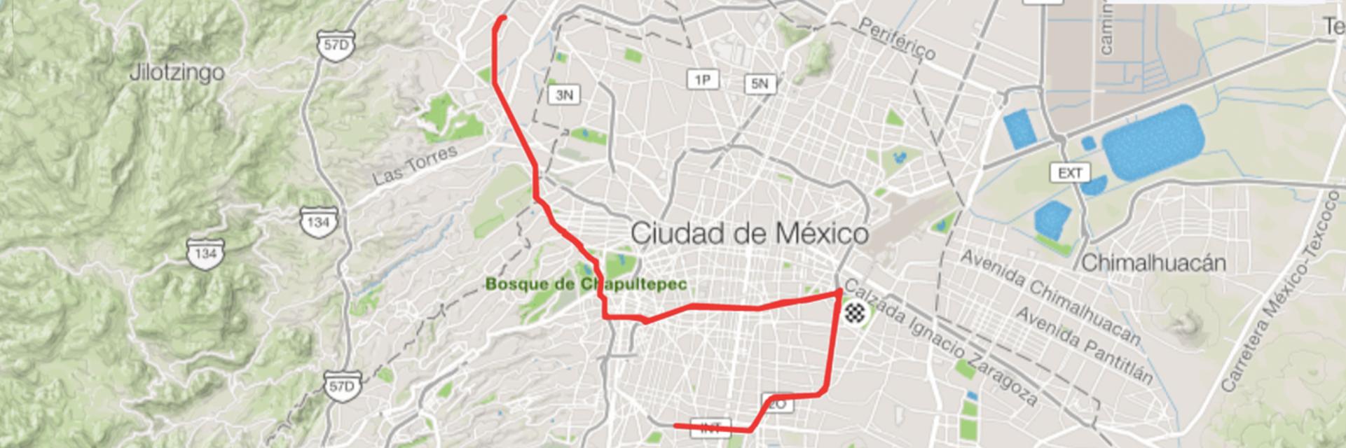 La Etapa Mexico